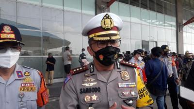Polisi Terapkan Buka Tutup Jalan Menuju Tempat Wisata Jakarta saat Lebaran