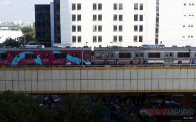 Layanan KRL Commuter Line dan KA Lokal Tetap Beroperasi saat Libur Lebaran