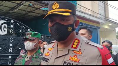 1.300 Petugas Gabungan Dikerahkan Amankan Malam Takbiran di Jakpus