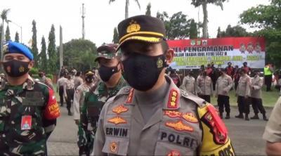 Polisi Bakal Bubarkan Kerumunan saat Malam Takbiran