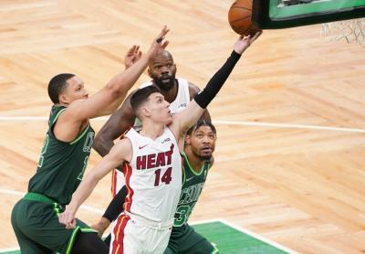 Heat Pastikan Tiket Playoff NBA 2020-2021 Usai Kalahkan Celtics