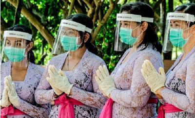 Selamat! Bali Jadi Provinsi dengan Pengguna Masker Terbanyak di Indonesia