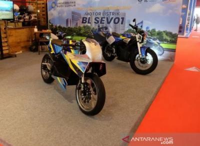 Motor Listrik Sport Karya UBL Akan Diuji Hingga ke Mandalika