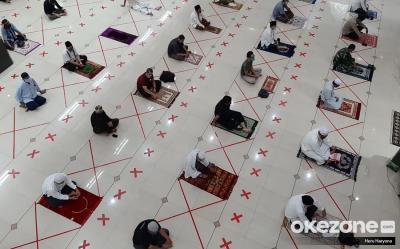 Perlu Diingat, Khotbah Sholat Ied Maksimal 20 Menit