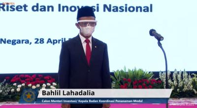 Menteri Investasi Ingatkan Masyarakat Jangan Sepelekan Covid-19