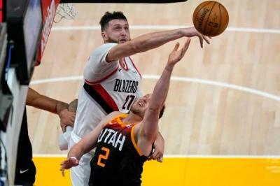 Hasil Pertandingan NBA: Rekor Gemilang Utah Jazz Dihentikan Blazers