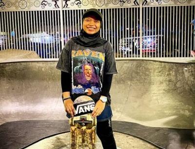 Keren! 2 Atlet Skateboard Indonesia Ikut Kualifikasi Olimpiade 2020 Tokyo di Amerika Serikat