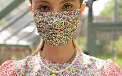 Lebaran di Tengah Pandemi Covid-19, Berikut Aturan Mengenakan Masker