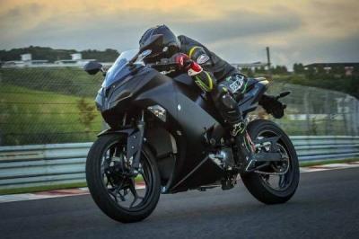 Siapkan E-Boost, Kawasaki Kembangkan Motor Hybrid?