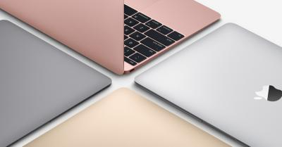 <i>Wow</i>, MacBook Bakal Miliki Tujuh Warna