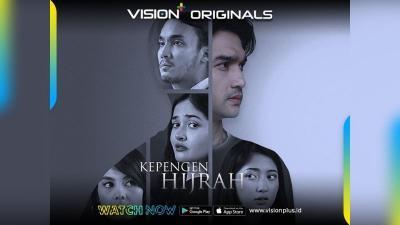 Rexy Rizky Ingin Jadi Lebih Baik di Original Series Vision+ Kepengen Hijrah