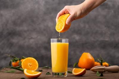 Pandemi Covid-19, Yuk Minum Jus Sumber Vitamin C Ini Biar Sehat