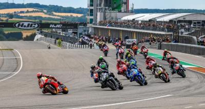 MotoGP Perpanjang Kontrak Sirkuit Sachsenring Jadi Tuan Rumah GP Jerman hingga 2026