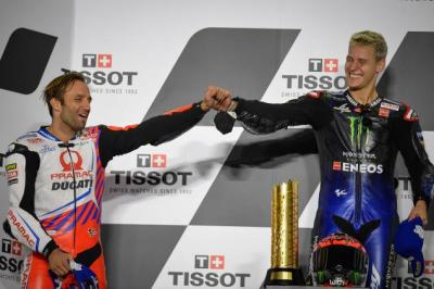 Hasil Latihan Bebas 2 MotoGP Prancis 2021: Zarco dan Quartararo Moncer, Valentino Rossi Ke-9
