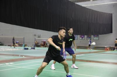 PBSI Targetkan Ganda Putra Rebut Juara di Spanyol Masters 2021