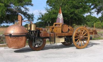 Begini Penampakan Mobil Tertua di Dunia