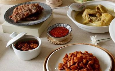 Banyak Makan saat Lebaran, Ini Tips Menurunkan Berat Badan