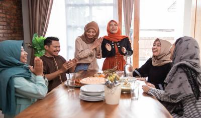 Idul Fitri Masih di Rumah Saja, Yuk Rayakan dengan 5 Cara Seru Ini