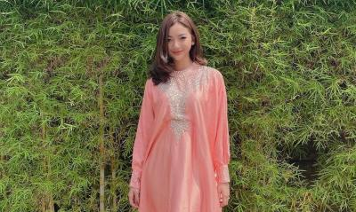 Amanda Manopo Gak Ikutan, Intip Outfit Lebaran Pemain Ikatan Cinta