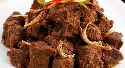 3 Resep Masakan Rendang dan Ketupat Sisa Lebaran