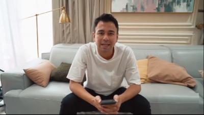 Pilih Istirahat selama Libur Lebaran, Raffi Ahmad Akui Kurang Tidur