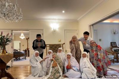 Cerita Armand Maulana Jadi Imam Salat Ied di Inggris