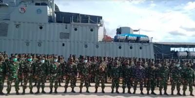 Yonif Raider 900 Purna Tugas Berantas Teroris KKB Papua, Ini Prestasi yang Ditorehkan