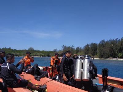 BPBD Boyolali Terjunkan Penyelam Cari 9 Penumpang Perahu yang Tenggelam di Waduk Kedung Ombo