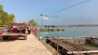 Cerita Mustakim, Korban Selamat Perahu Tenggelam di Waduk Kedung Ombo: Selamatkan Istri, Anak Tenggelam