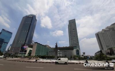 Cuaca DKI Jakarta Cerah Berawan Hari Ini