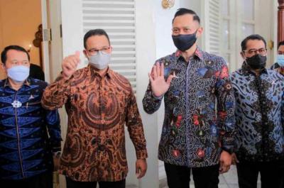 Anies Bertemu Zulhas & AHY, Pengamat: Silaturahmi Lebaran Plus Silaturahmi Politik