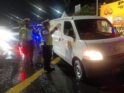 Polisi Bakal Perpanjang Operasi Ketupat hingga 24 Mei, Kendaraan Melanggar Diputarbalikkan