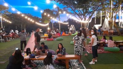 Menikmati Taman Langit, Destinasi Wisata Baru dan Hits di Manado