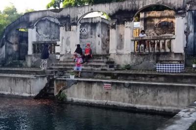 Sendang Kamal, dari Tempat Angker Jadi Wisata Favorit di Magetan