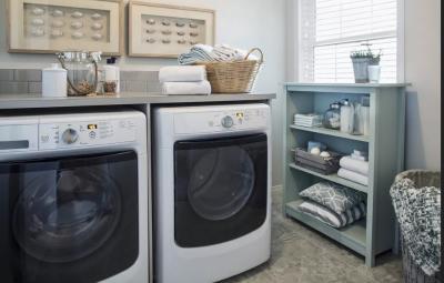 5 Langkah Menata Ulang Ruang Cuci di Rumah