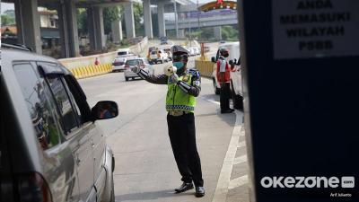 Puncak Arus Balik Lebaran Hari Ini, Pintu Masuk Jakarta Diperketat!