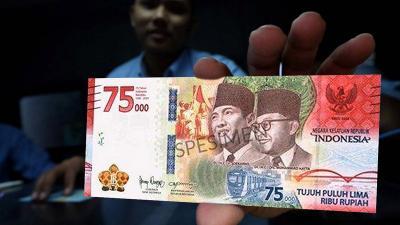 Tukang Sate Tolak Pecahan Rp75.000, BI: Uang Itu Sah sebagai Alat Pembayaran