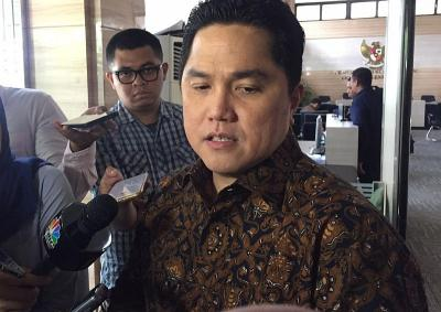 Erick Thohir Tunjuk Agus Chandra Jadi Plt Dirut Kimia Farma Diagnostika