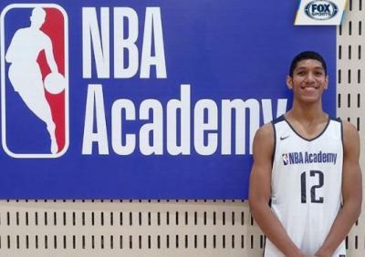 Derrick Michael, Pebasket Indonesia yang Gabung NBA Global Academy