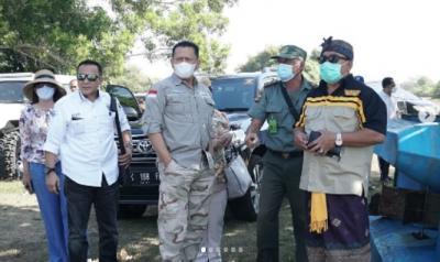 Tinjau Pembangunan Sirkuit F1 di Bali, Ini Harapan Bamsoet