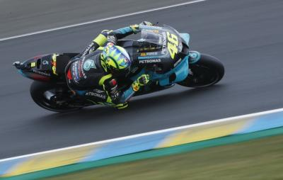 Jadwal MotoGP Hari Ini: Marc Marquez dan Valentino Rossi Naik Podium di MotoGP Prancis?