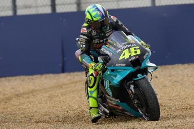 Valentino Rossi Takut Balapan di MotoGP Prancis 2021, Kenapa?