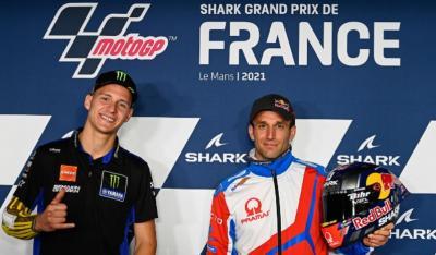 MotoGP Prancis 2021 Diprediksi Hujan, Quartararo Sudah Persiapkan Diri untuk Balapan Flag-to-Flag