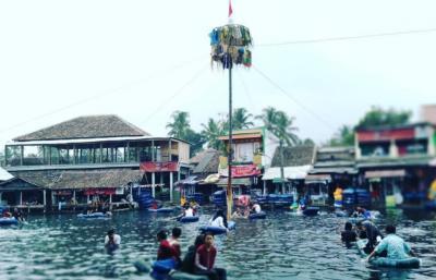 Wisata Cikoromoy Ditutup, Viral Warga Demo: Buka Buka!
