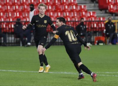 Barcelona Kejar Erling Haaland, Manchester City Gaji Lionel Messi Rp10 Miliar per Minggu