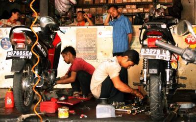 Ada Pelatihan Kerja Gratis Service Sepeda Motor, Begini Cara Daftarnya