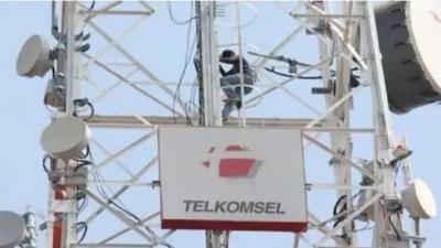 Pengguna Data Telkomsel Meningkat 49% saat Lebaran