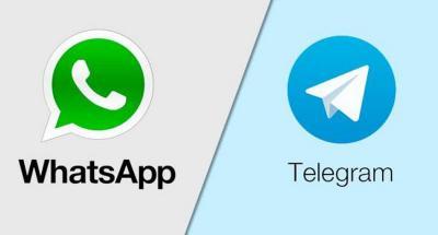 WhatsApp dan Telegram Saling Sindir di Twitter, Ada Apa?