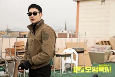 Penulis Skenario Oh Sang Ho Mundur dari Produksi Taxi Diver