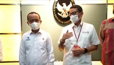 Buka Peluang Usaha, Sandiaga Uno Kolaborasi BKPM Bentuk Tim Bersama Pencari Investor